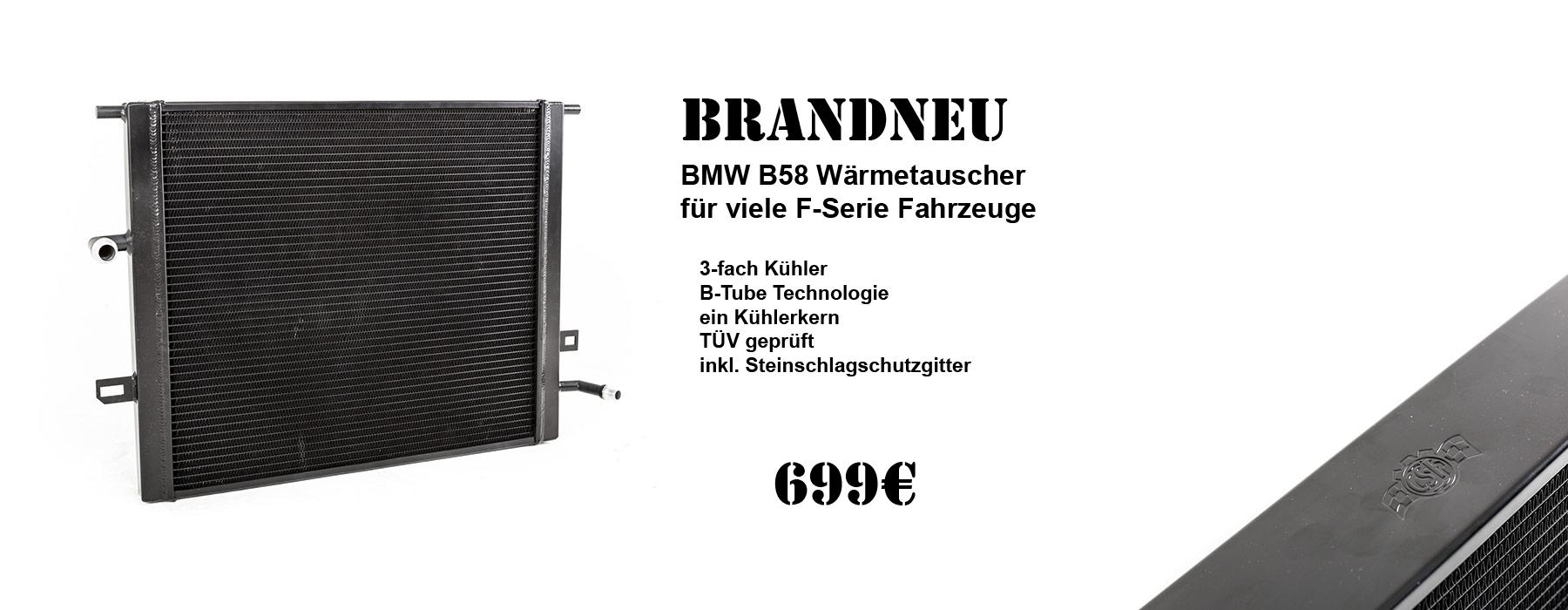 B58 Wärmetauscher
